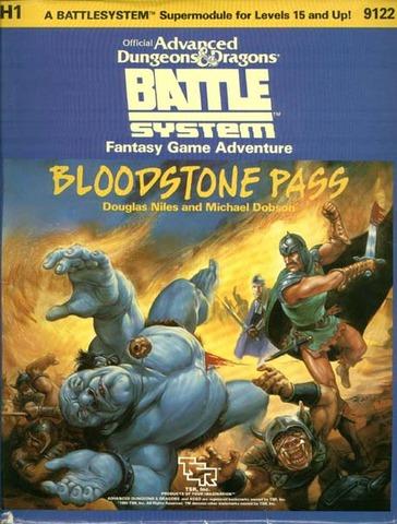Bloodstone Pass