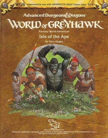 Isle of the Ape