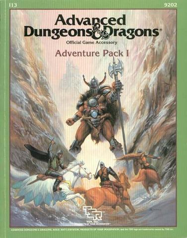 Adventure Pack I