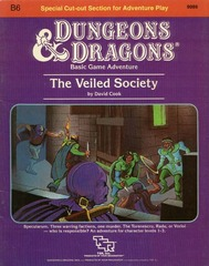 The Veiled Society