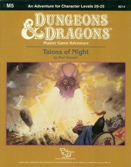 Talons of Night