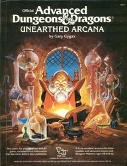 AD&D - Unearthed Arcana 2017 HC