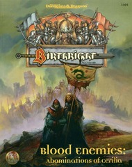 Birthright - Blood Enemies Abominations of Cerilia 3101