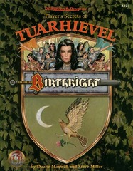 Birthright - Player's Secrets of Tuarhievel 3124