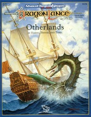 AD&D(2e) DLR1 - Otherlands 9278