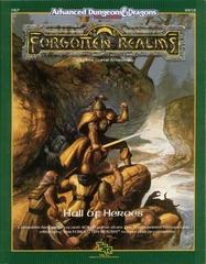 AD&D 2e FR7 - Hall of Heroes 9252