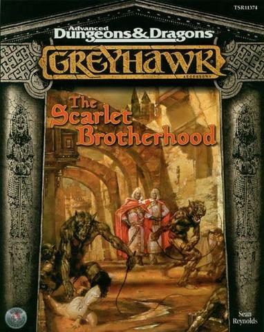 AD&D Greyhawk - The Scarlet Brotherhood 11374