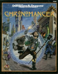 AD&D - Chronomancer 9506
