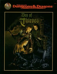 AD&D - Den of Thieves 9515