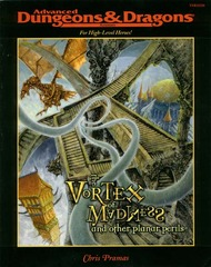 AD&D - The Vortex of Madness and Other Planar Perils 11326