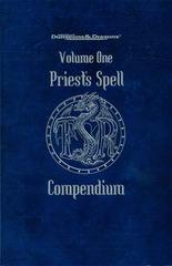 Priest's Spell Compendium, Volume One