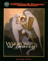 AD&D - Warriors of Heaven 11361