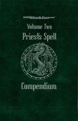Priest's Spell Compendium, Volume Two