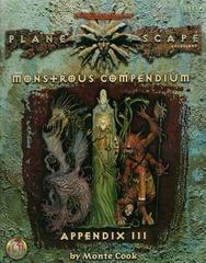 AD&D(2e) Planescape - Monstrous Compendium Appendix III - 2635