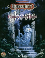 2nd Edition - Children of the Night: Ghosts (Ravenloft Accessory) (Good)
