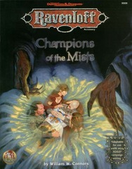 Ravenloft - Champions of the Mists 9559