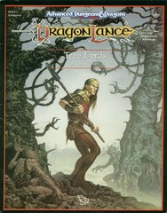 AD&D(2e) DLS2 - Tree Lords 9319