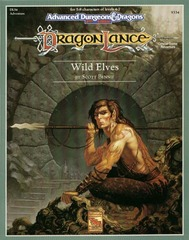 AD&D(2e) DLS4 - Wild Elves 9334