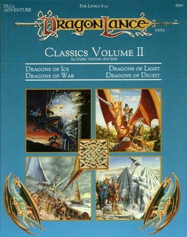 Dragonlance Classics: Volume II