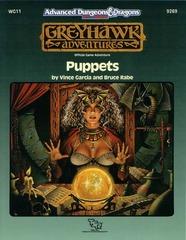 AD&D 2E WG11 - Puppets 9269