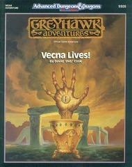 AD&D 2E WGA4 - Vecna Lives! 9309