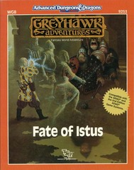 AD&D(2e) WG8 - Fate of Istus 9253