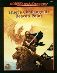 AD&D - Thief's Challenge II - Beacon Point 9478
