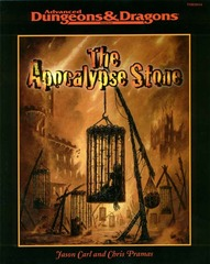AD&D - The Apocalypse Stone 11614