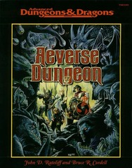 AD&D - Reverse Dungeon 11392