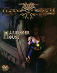 Planescape - Harbinger House - AD&D 2E
