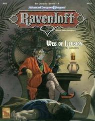 Ravenloft RM3 - Web of Illusion 9415
