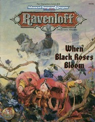 Ravenloft - When Black Roses Bloom 9476