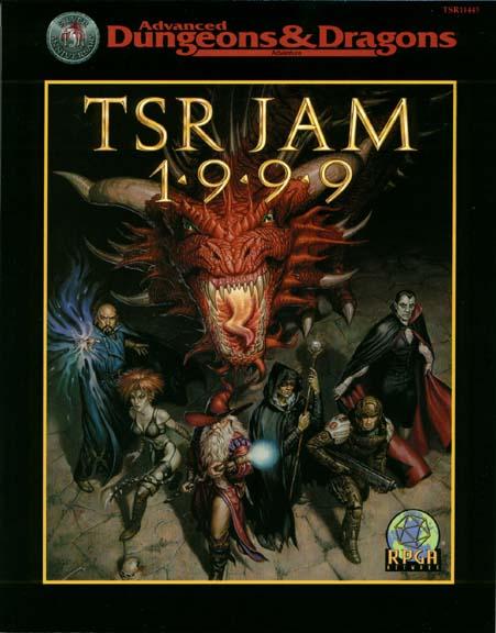 AD&D(2E) - TSR Jam 1999 11445