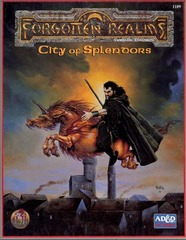 AD&D(2e) - City of Splendors 1109 Box Set