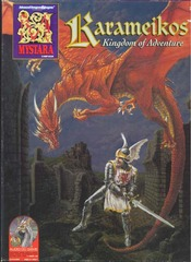 AD&D Mystara Karameikos: Kingdom of Adventure Box Set