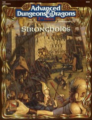 AD&D 2E - Strongholds 9353