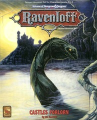 Ravenloft - Castles Forlorn 1088 Box Set
