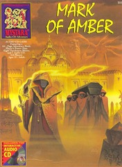 AD&D Mystara Mark of Amber Box Set
