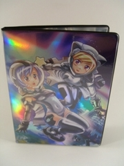 Max Protection Space Girls 9-Pocket Portfolio