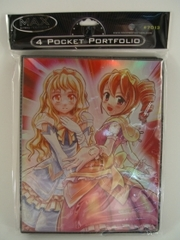 Max Protection Princesses 4-Pocket Portfolio