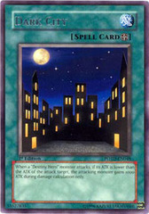 Dark City - POTD-EN048 - Rare - 1st Edition