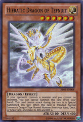 Hieratic Dragon of Tefnuit - AP01-EN008 - Super Rare - Unlimited Edition