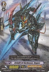 Knight of Darkness, Rugos - BT04/023EN - R
