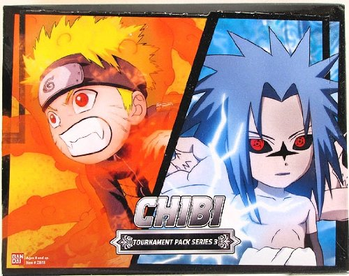 Chibi Tournament Pack 3 Booster Box
