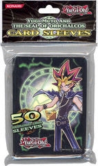 Konami Yugi Muto and the Seal of Orichalcos Card Sleeves