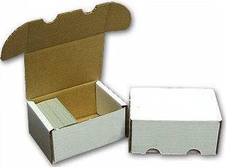Cardboard Box 300 card