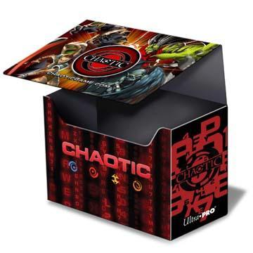 Chaotic Base Deck Box