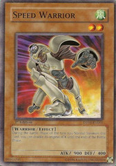 Speed Warrior - DP08-EN002 - Common - 1st Edition