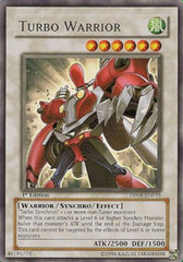 Turbo Warrior - DP08-EN015 - Rare - 1st Edition