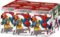 Marvel 10th Anniversary Hero Clix Brick of 6 Booster Packs